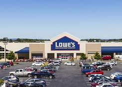 Lincoln Plaza: Lowe's Store