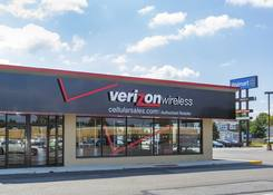 MacDade Commons: Verizon