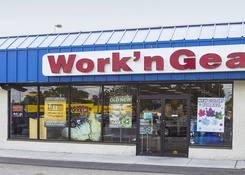 MacDade Commons: Work' n Gear