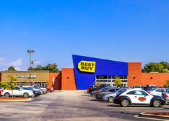 Charleston: Best Buy and Mattress Firm