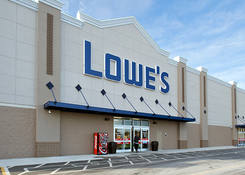 Paramus (Bergen Town Center East): Lowe's