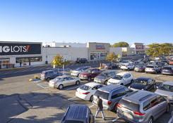 Hudson Mall: