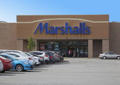 Wilkes-Barre Commons: Marshalls