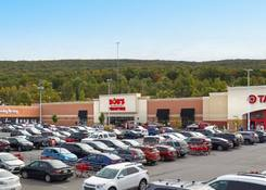 Wilkes-Barre Commons: Target, Petco, Bob's Discount Furniture