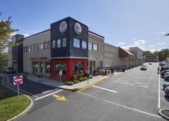 Huntington Commons: Burger King
