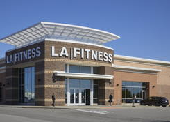 Amherst Commons: L.A. Fitness
