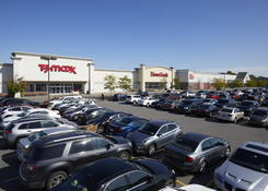 Amherst Commons: TJ Maxx