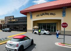 Las Catalinas Mall: