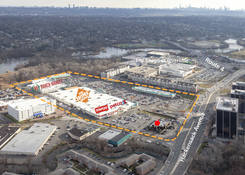 Hackensack Commons: Aerial