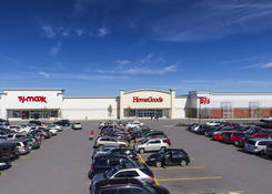 Amherst Commons: TJ Maxx / Home Goods
