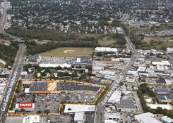 Freeport Commons: Aerial