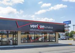 MacDade Commons: Verizon