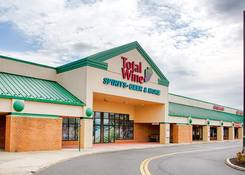 Plaza at Cherry Hill: Total Wine