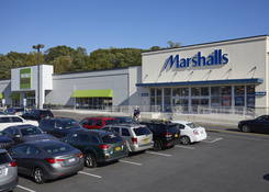 Yonkers Gateway Center: Marshalls and HomeSense