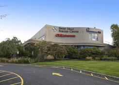 Millburn Gateway Center: CVS, Office