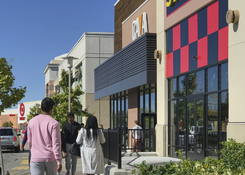 The Outlets at Bergen Town Center: