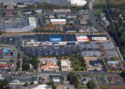 Lincoln Plaza: Aerial
